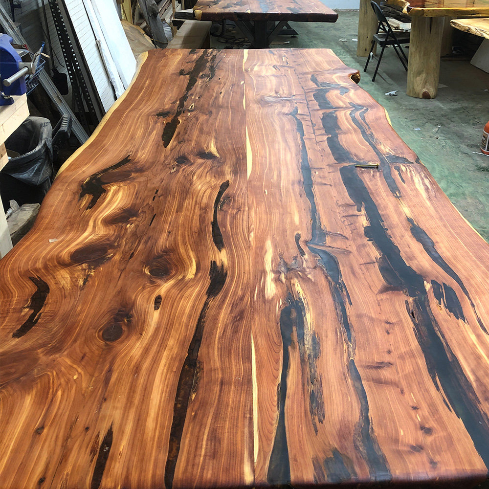 handmade conference table